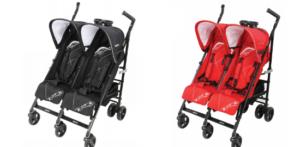 ikiz bebek arabası