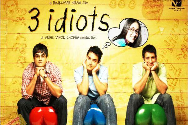 3 Idiots - 3 Aptal